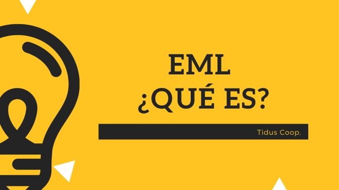 ¿Qué es el EML? / Introducción al Enfoque de Marco Lógico.